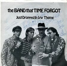 The Band That Time Forgot 45 Just Dropped In - Rare Private Psych - HEAR