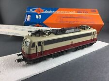 HO Roco 4138 BR 112 DB German Electric Locomotive EXC
