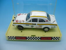 Scalextric C52 Ford Escort Boxed