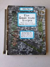 BBC FILE 1 THE GOON SHOW SCRIPTS WRITTEN BY SPIKE MILLIGAN