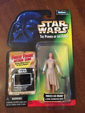 1997 Star Wars The Power Of Force Princess Leia Organa Ewok Celebration Outfit