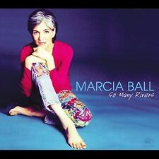 MARCIA BALL - So Many Rivers [Alligator] New Orleans blues CD