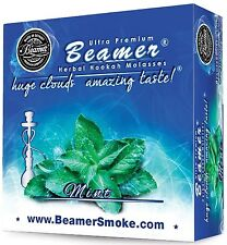 Mint Beamer Molasses 50g Hookah Herbal Shisha Nargila pipe Tobacco Free USA Made