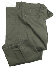 JOOP! 5-Pocket Hose | Robbie in W38/L32 ( Regular Fit ) olive Baumwoll-Gabardine
