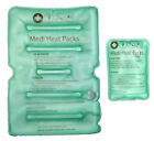 NEW INSTANT HEAT PACKS, FREE SMALL PACK-BEST REUSABLE HEAT & COLD, Made in Korea