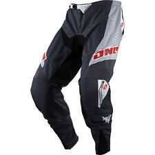NEW ONE INDUSTRIES REACTOR GREY ATV  MX BMX RACING PANT PANTS  size 32
