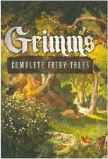 GRIMM'S COMPLETE FAIRY TALES ~ ARTHUR RACKHAM ILLUS ~ OVER 200 TALES in NICE HC!
