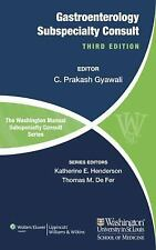Gastroenterology Subspecialty Consult 3E Int'L Edition
