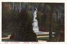 AK, Lemberg - Kilinski Park, Blick auf Monument Jan Kilinski 1916 (D)5021