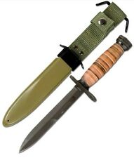 M4 Military Army Surplus Knife Reproduction HIGH QUALITY fixed blade survival