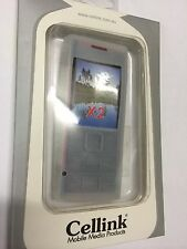 Nokia X2-00 Silicon Case in Clear White SCC4492WH. Brand New in packaging.
