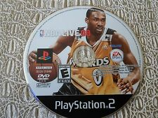 PLAYSTATION 2 NBA LIVE 2008 BASKETBALL VIDEO GAME NTSSC-U/C SPORTS