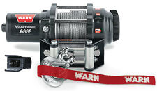 Warn ATV Vantage 2000lb Winch w/Mount 2007-2014 Yamaha Grizzly 700