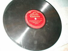 78 RPM Dreaming Alone In The Twilight Reinald Werrenrath Victrola 64633