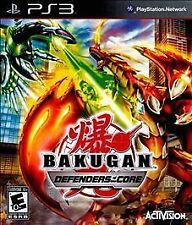 Bakugan: Defenders of the Core (Sony PlayStation 3, 2010)