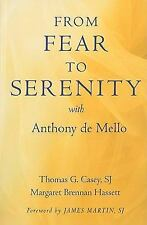 From Fear to Serenity with Anthony de Mello-ExLibrary