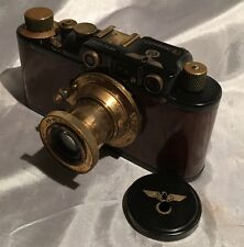 RARE Collectible Leica-II(D) WWII Vintage Russian RF 35mm Camera BILDBERICHTER