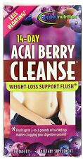 Applied Nutrition 14-day Acai Berry Cleanse Weight Loss Support 56-Count Bottle