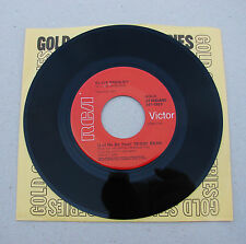 Elvis Presley 447-0620 Loving You / Teddy Bear 45 rpm rare red label ** Mint- **