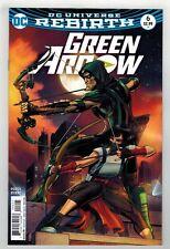 GREEN ARROW #6 - NEAL ADAMS REBIRTH VARIANT COVER - DC COMICS/2016