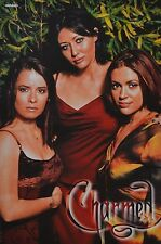 CHARMED - A3 Poster (42 x 28 cm) - Alyssa Milano Clippings Fan Sammlung NEU