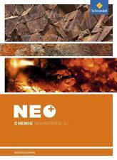 NEO Chemie - Ausgabe für die Sekundarstufe I in Niedersachsen: Gesamtband: Schül