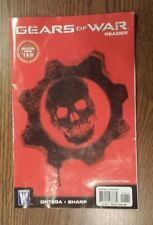GEARS OF WAR READER Flipbook #1 & 2 VARIANT low print run RARE Epic Games