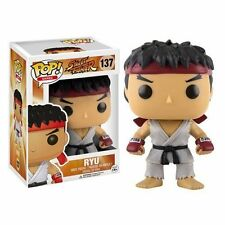 Street Fighter Ryu Pop! Games Vinyl Figure no.137