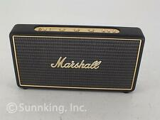Portable MARSHALL STOCKWELL BLUETOOTH SPEAKER | BLACK-GOLD