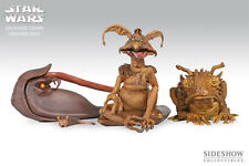 Sideshow Star Wars 1/6 Scale ROTJ Salacious Crumb Pack Exclusive Unopened MIP