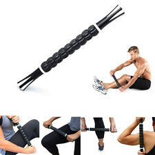 """18"""" Body Massager Muscle Roller Stick Myofascial Release Tool for Trigger Points"""