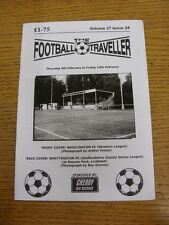 06/02/2014 The Football Traveller Magazine: Volume 27 Issue 24 - Cover Pictures
