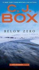 A Joe Pickett Novel: Below Zero 9 by C. J. Box (2016, Paperback)