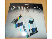 Philip Glass ‎-  Glassworks - LP - CBS ‎– FM 37265  - US