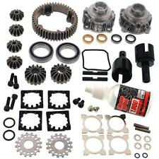 HPI Baja 5b SS * DIFFERENTIAL KIT * 48T Diff Gears Bevel Gear Case Steel Shafts