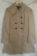 NWT $428 Marc by MARC JACOBS womens trench - 3/4 coat jacket size is Medium