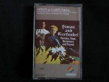 Simon & Garfunkel. Parsley, Sage, Rosemary & Thyme. Cassette Tape.