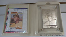 1974 Dave Winefield .999 Silver Highland Mint Commemorative Card #0256