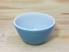 Pyrex Primary Colors Colored Mixing bowl 5.5 inch Blue finish