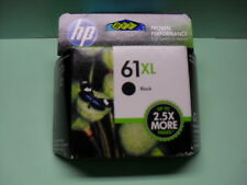 HP 61XL Black Ink Cartridge New In Package Expires October 2018. Free Shipping