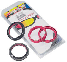 All Balls Fork Oil Seal Kit AND Dust Seal Kit SET 56-146