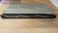 Cisco SG500-52-K9 Gigabit switch with 2 x 1GE/5GE SFP
