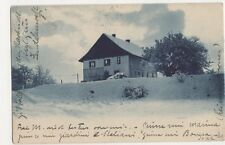 Switzerland, Posted Kilchberg 1910 Postcard, B220