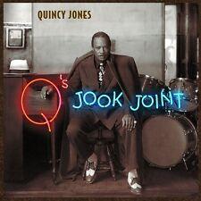 QUINCY JONES - Q'S JOOK JOINT - CD 15 TITRES - 1995 - TRÈS BON ÉTAT