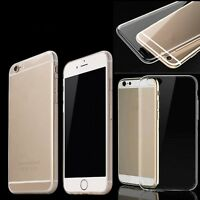 Hot Ultra Thin Clear Transparent Crystal Hard Back Case Cover For Cell phone