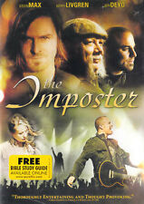 NEW Sealed Christian Family DVD! The Imposter (Kevin Max, Kerry Livgren)