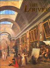 THE LOUVRE - HUGE BOOK - PROFUSELY ILLUSTRATED ~ LIMITED TIME PRICE REDUCTION