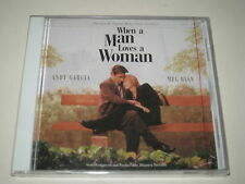 WHEN A MAN LOVES A WOMAN/SOUNDTRACK/ZBIGNIEW PREISNER(HOLLYWOOD/HR61606-2)CD