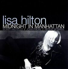 Lisa Hilton Midnight In Manhattan CD