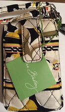 Authentic Vera Bradley Dogwood Carry It All Wristlet Never Used
